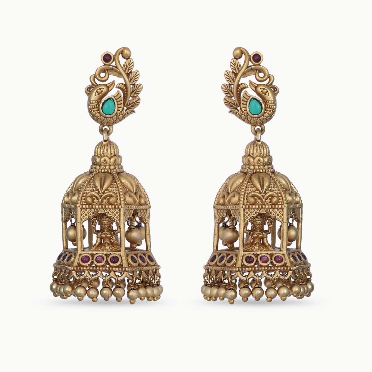 Aradhya Antique Earrings