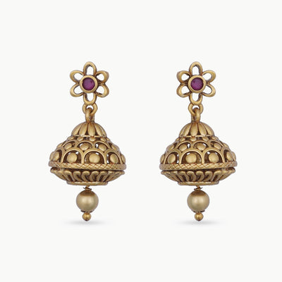 Juhi Antique Earrings