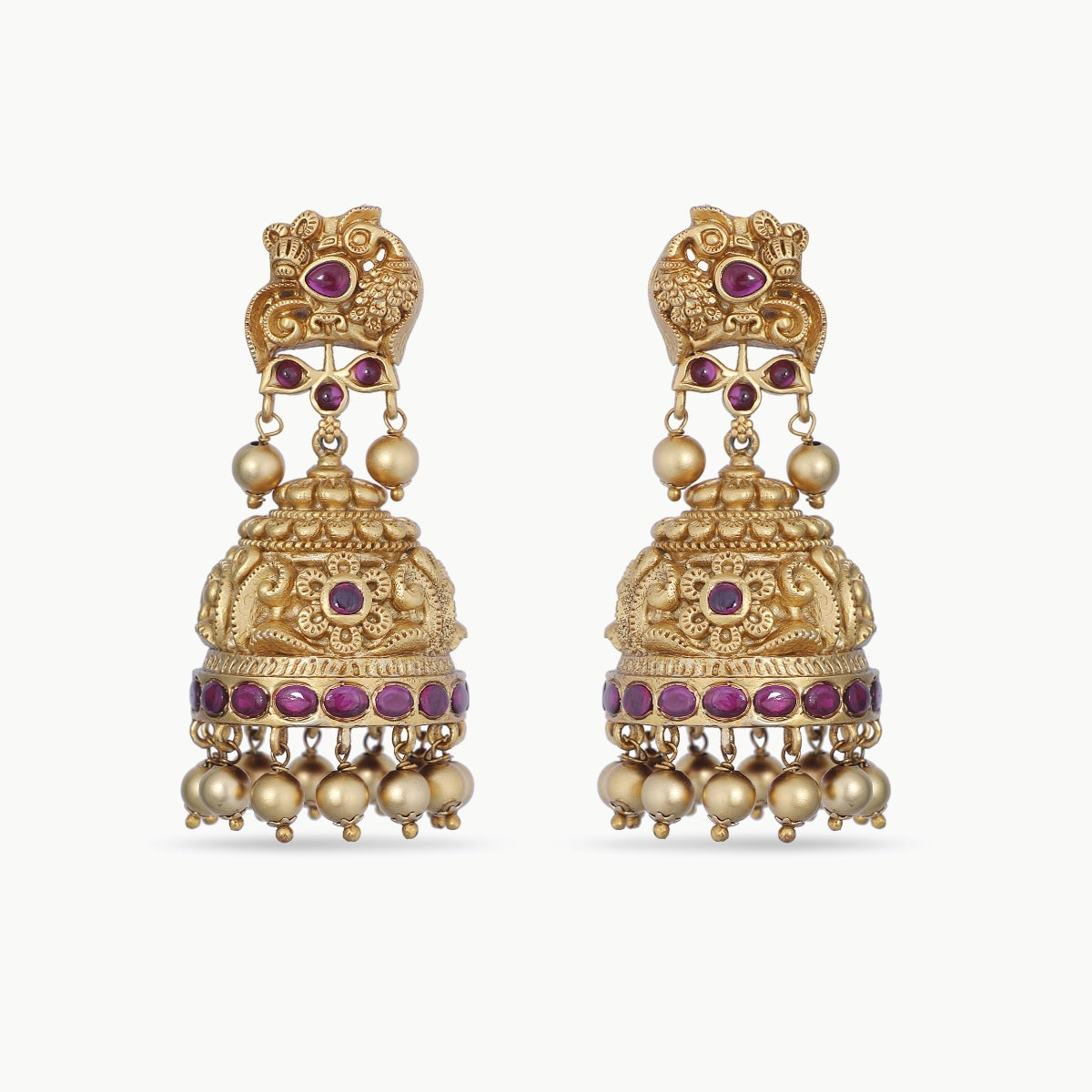 Krisa Antique Earring