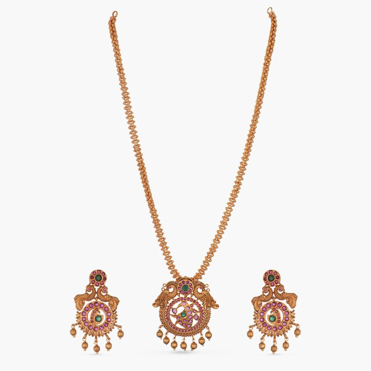 Bani Antique Pendant Set