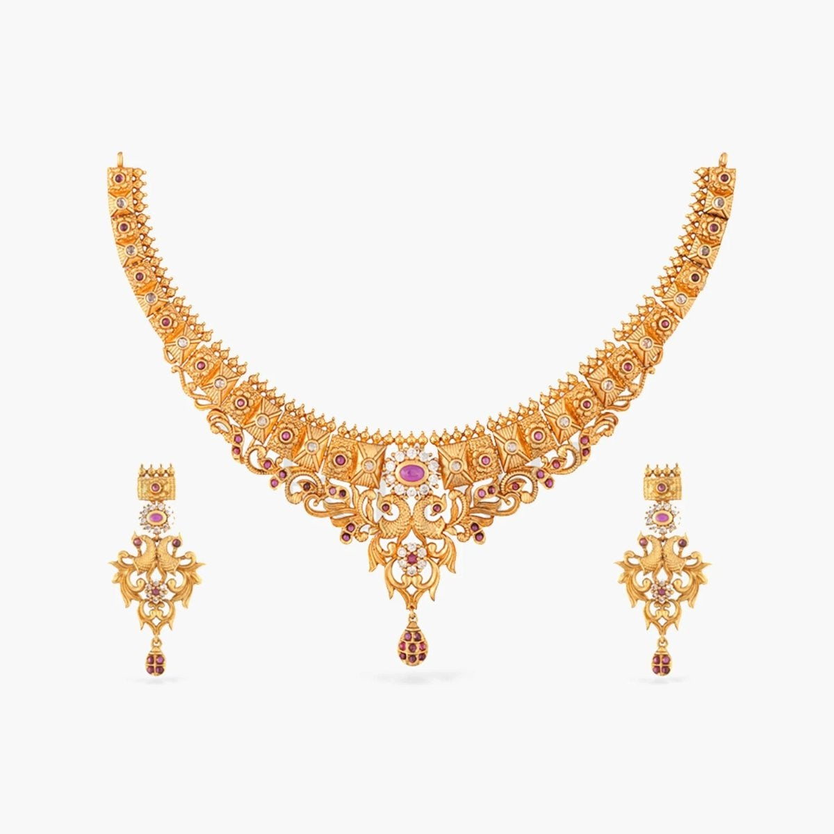Sarup Necklace Set