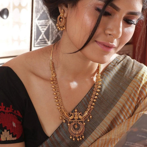 Kanti Necklace Set
