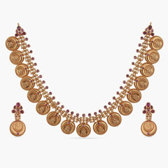 Aaida Necklace Set