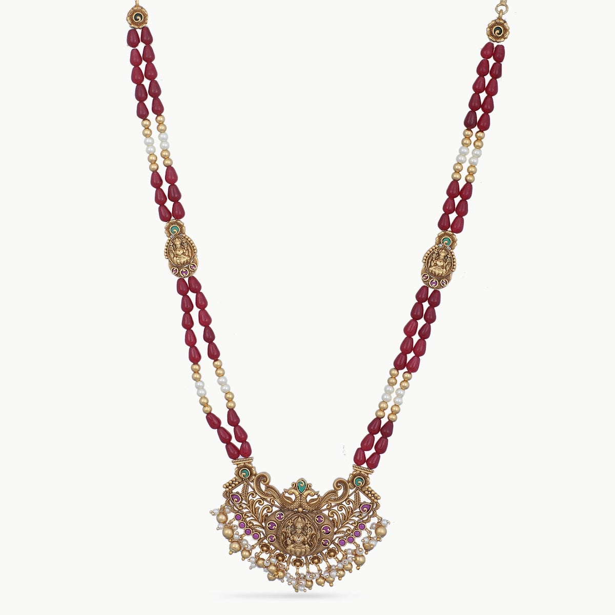 Amla Antique Necklace Set
