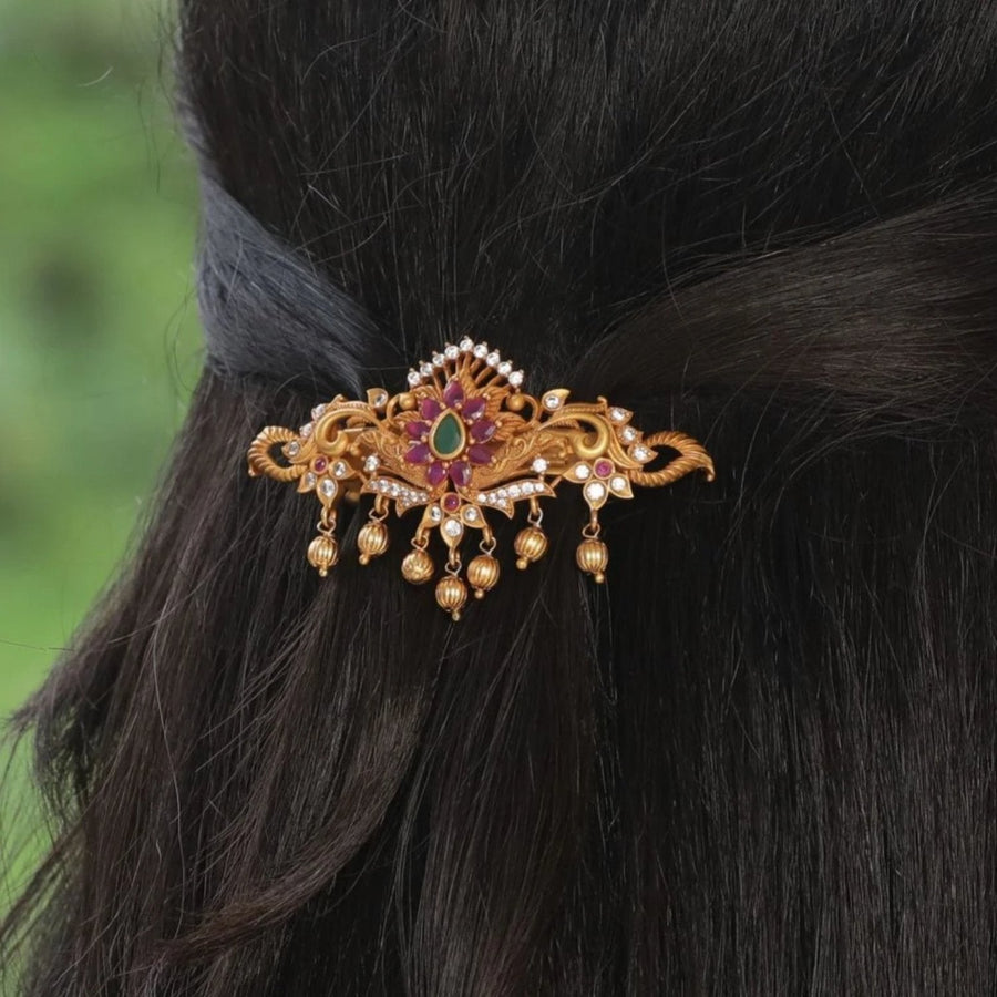 Rizvi Antique Hair Clip