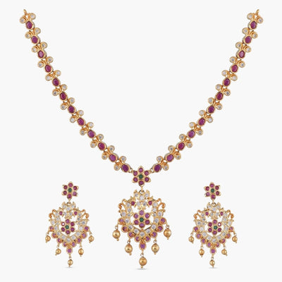 Nyla Necklace Set