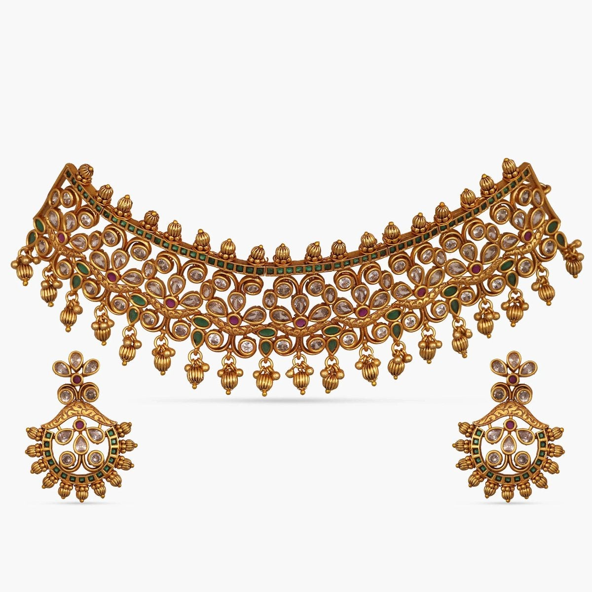 Caine Antique Choker Set