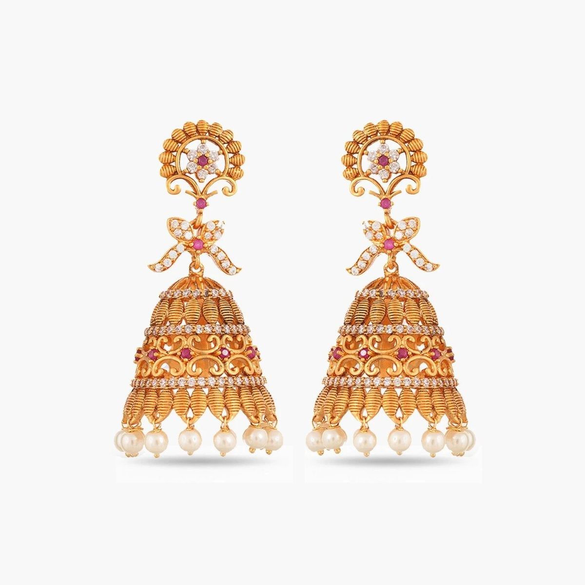 Ishara Jhumki Earrings