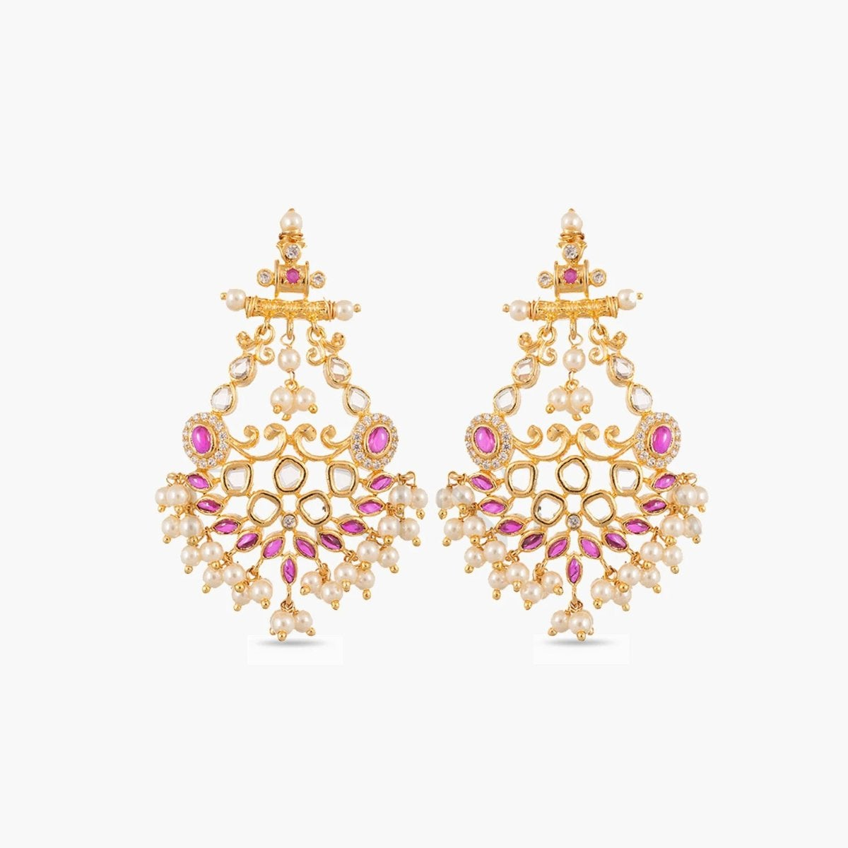 Navya Nakshatra CZ Earrings
