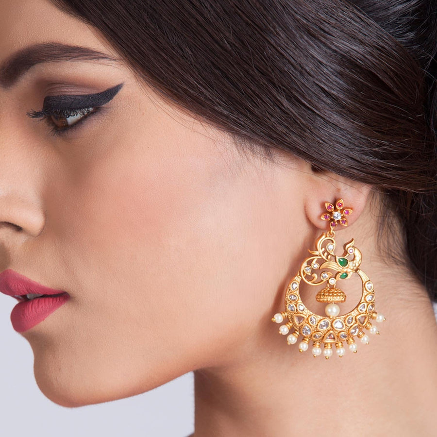 Mia Chandbali Earrings