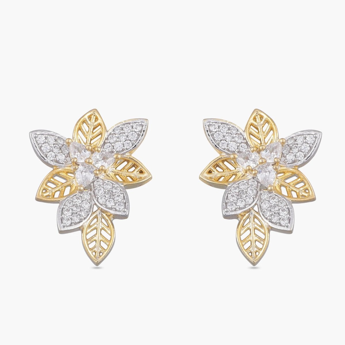 Ava Nakshatra CZ Earrings