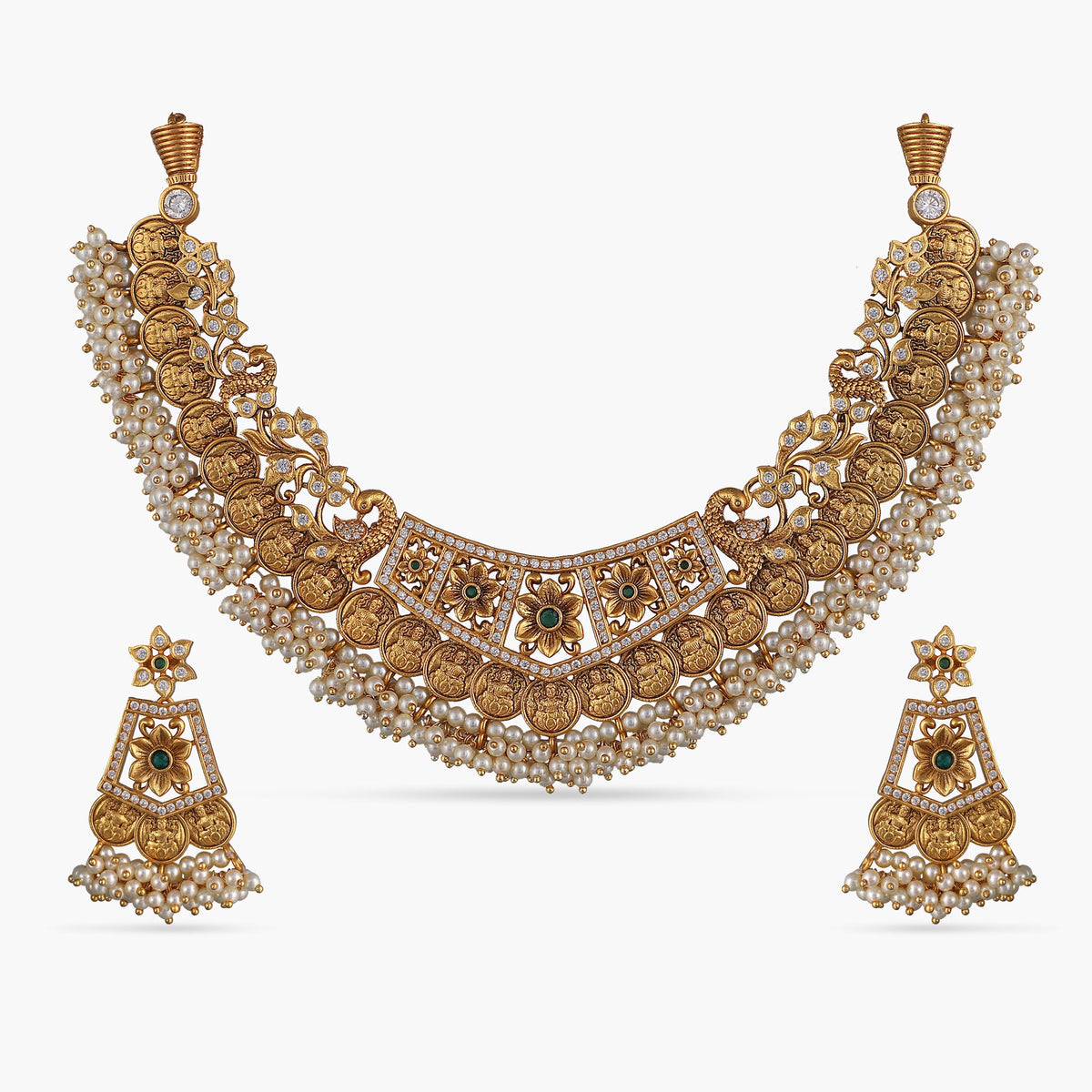 Nili Antique Necklace Set