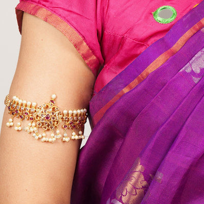 Rangan Antique Armlets