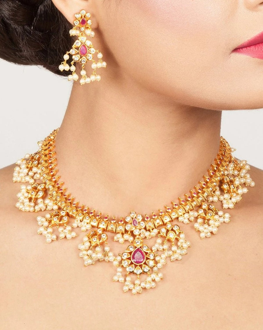 Premal Necklace Set