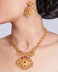 Saroja Necklace Set