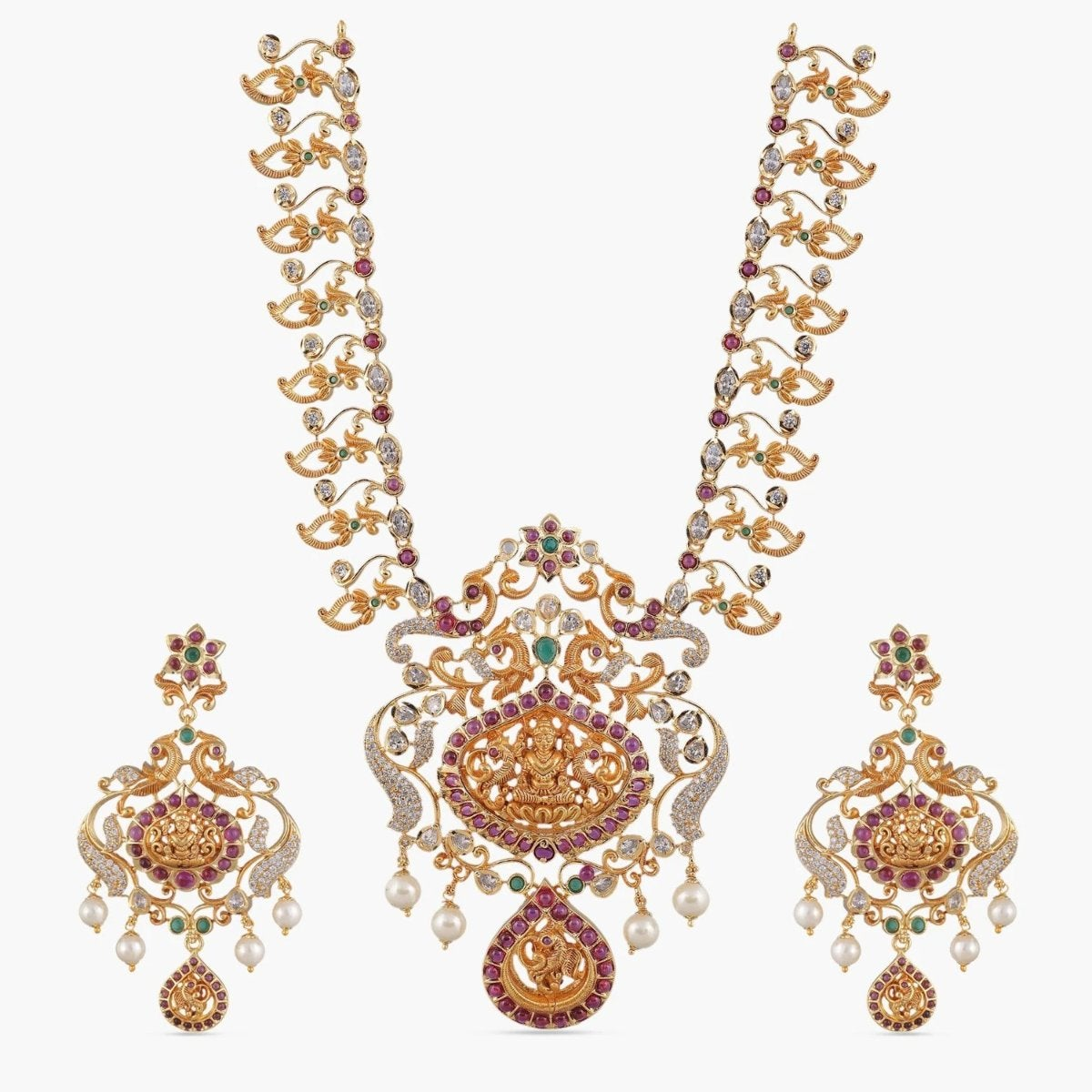 Avanti Antique Necklace Set
