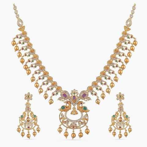 Tanu Necklace Set
