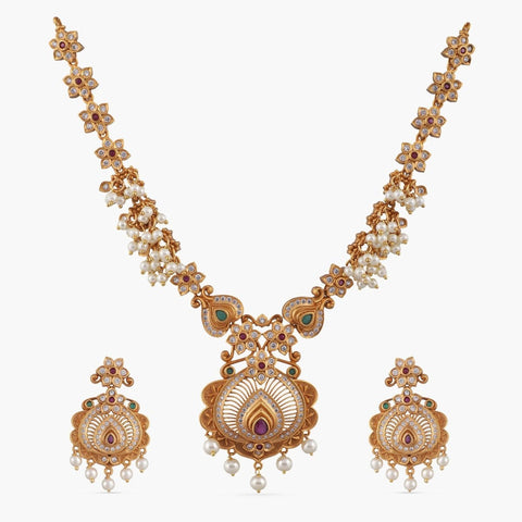Kiran Necklace Set