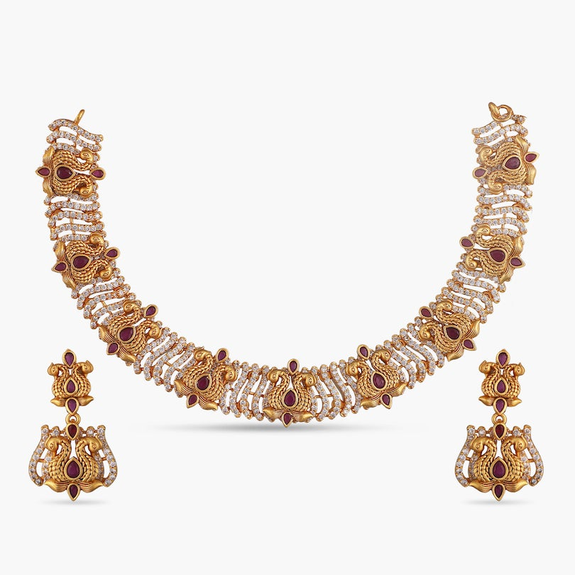 Dhara Antique Necklace