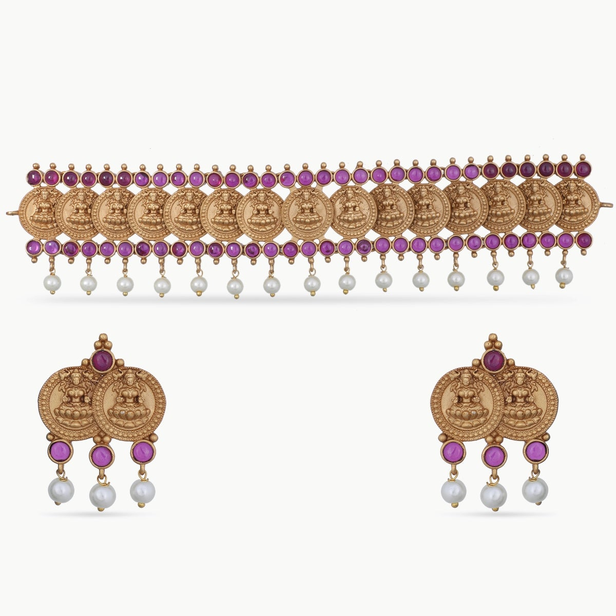 Dipta Antique Choker Set