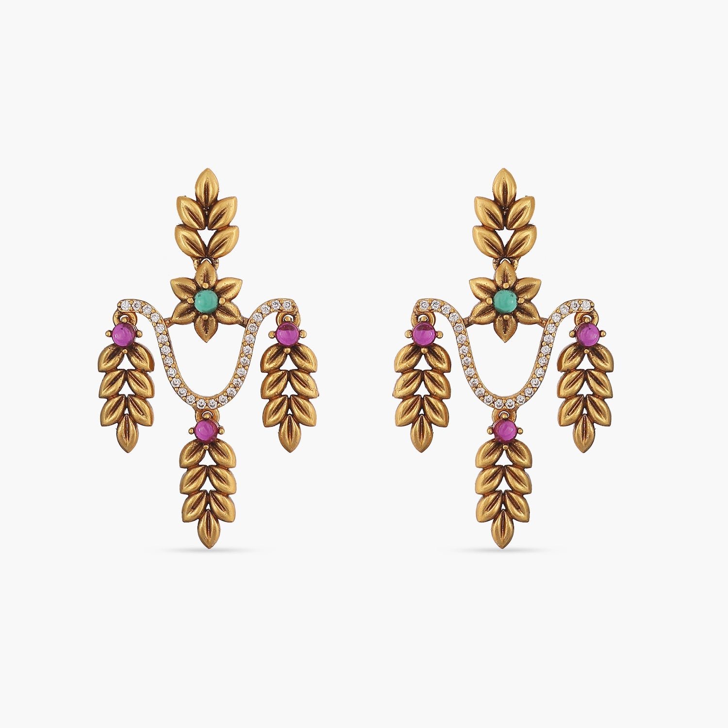 Olivia Antique Earrings