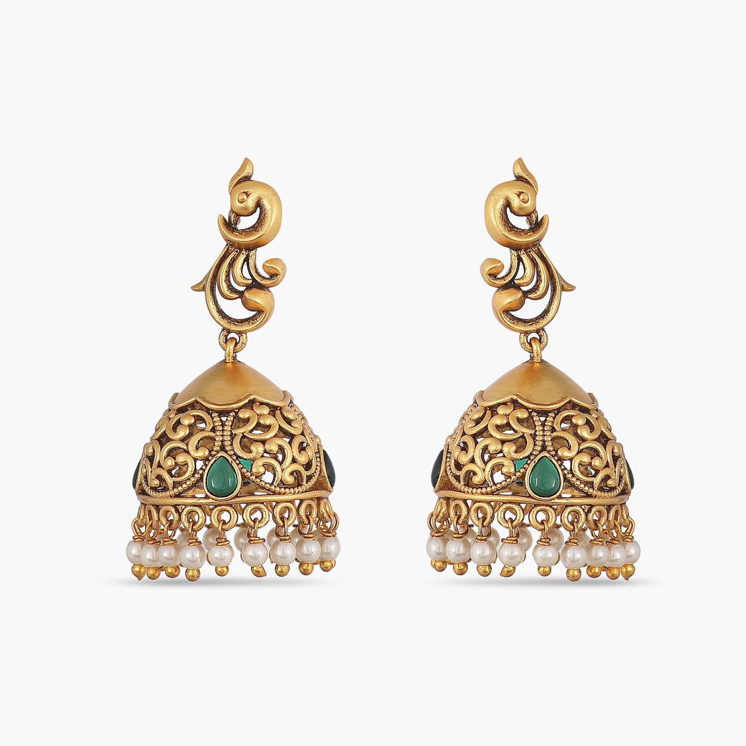 Hansa Antique Earrings