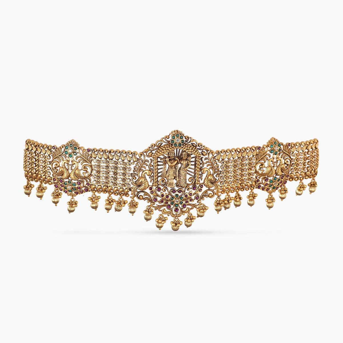 Dhvija Antique Waistband