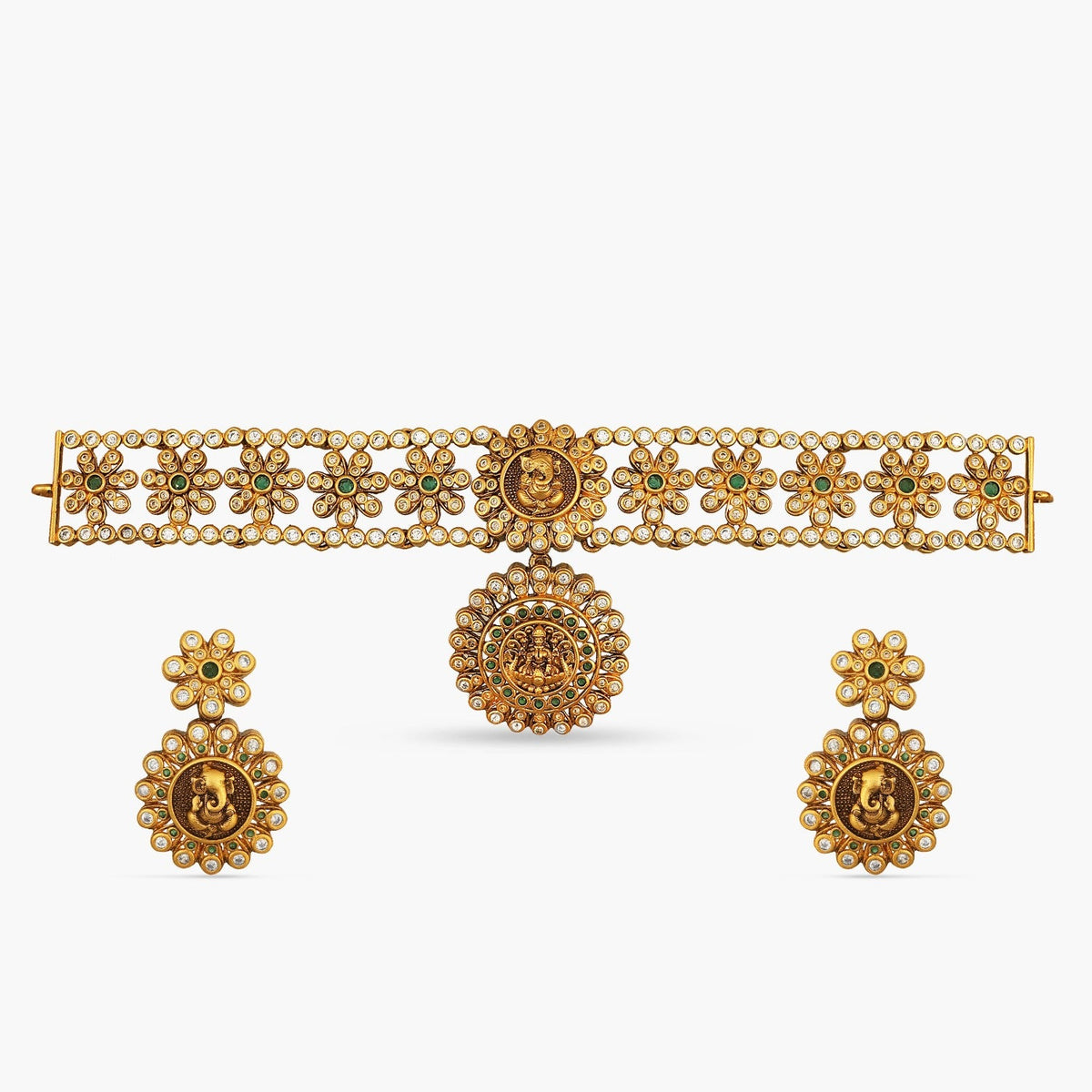 Heya Antique Choker Set