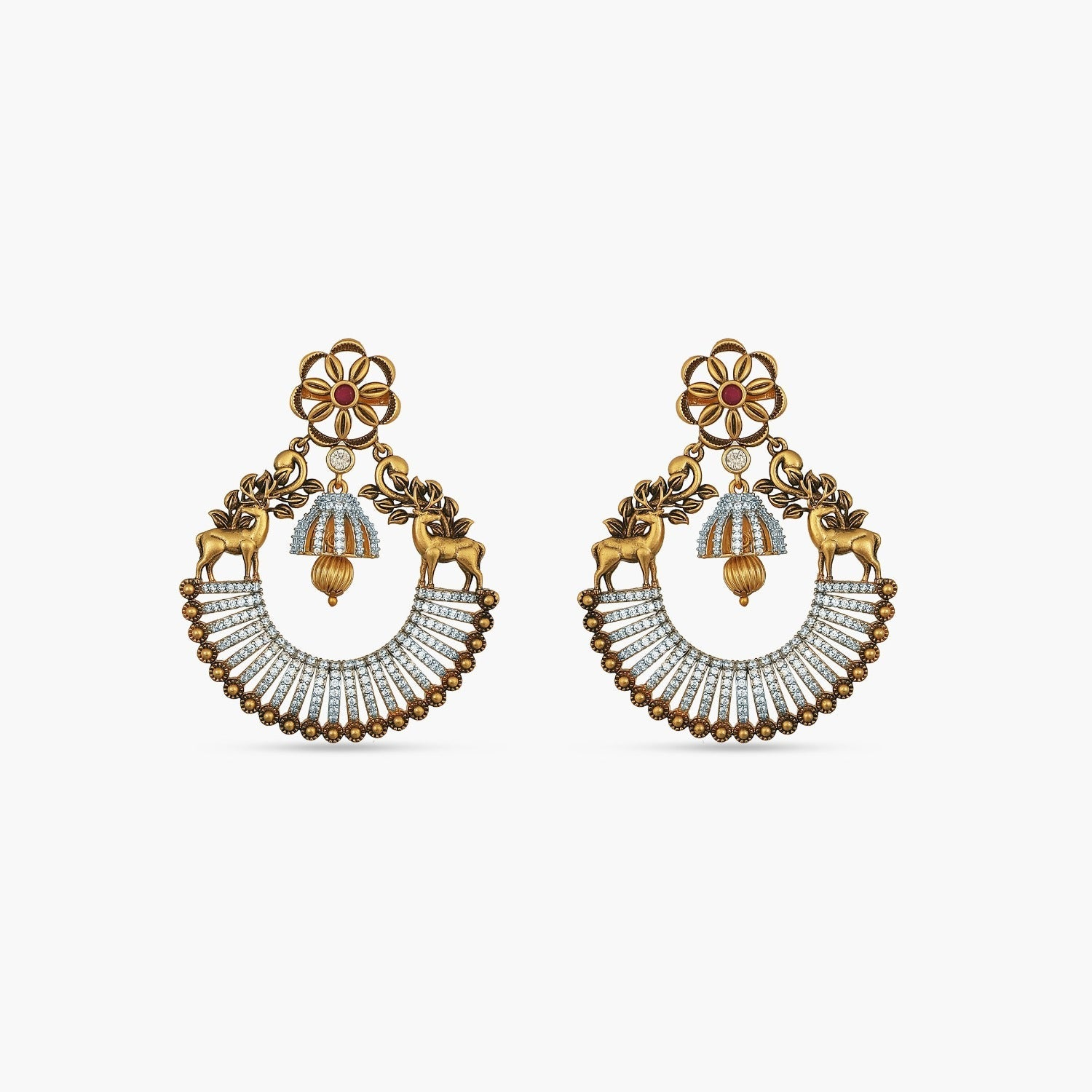 Kimaya CZ Earrings