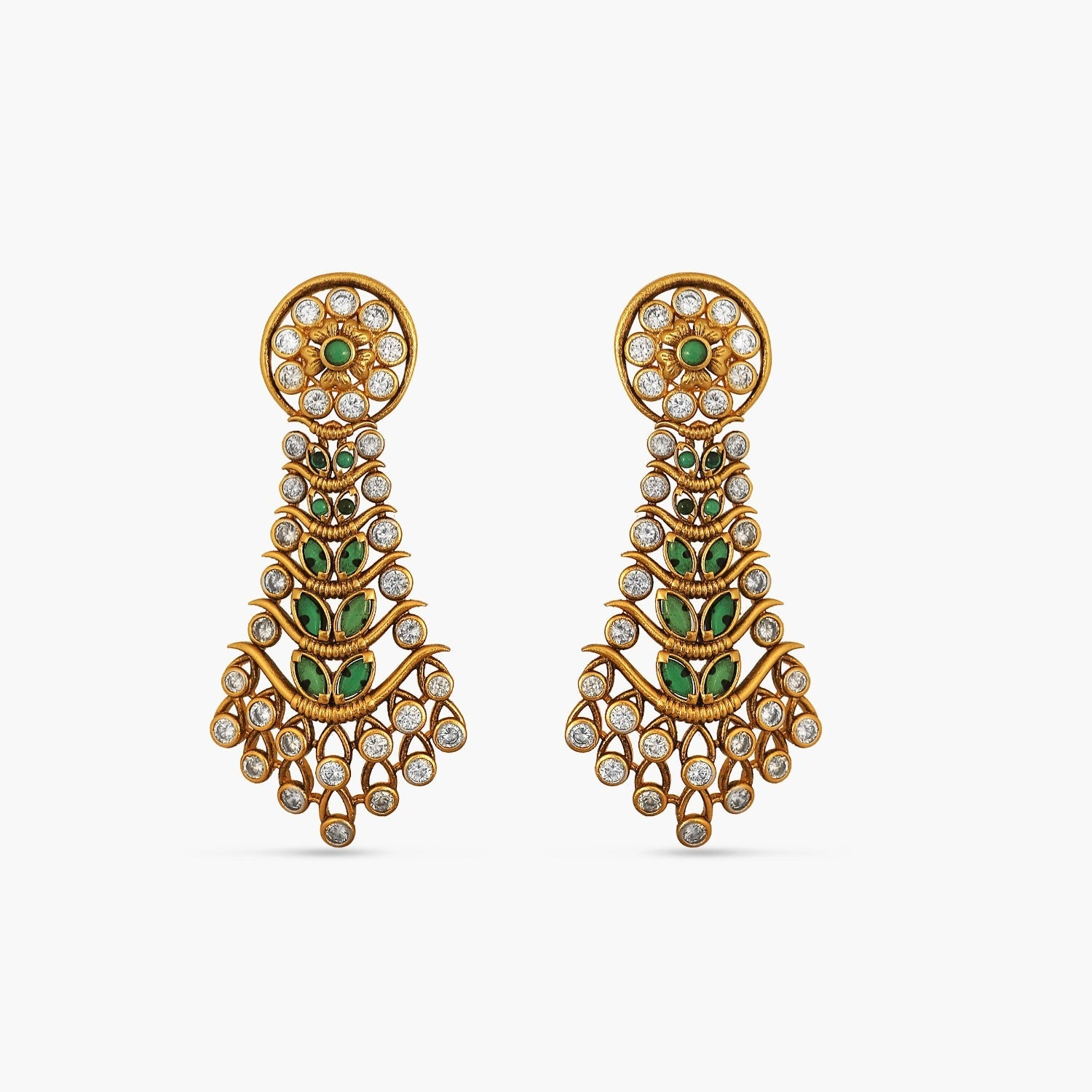 Shuchi Antique Earrings