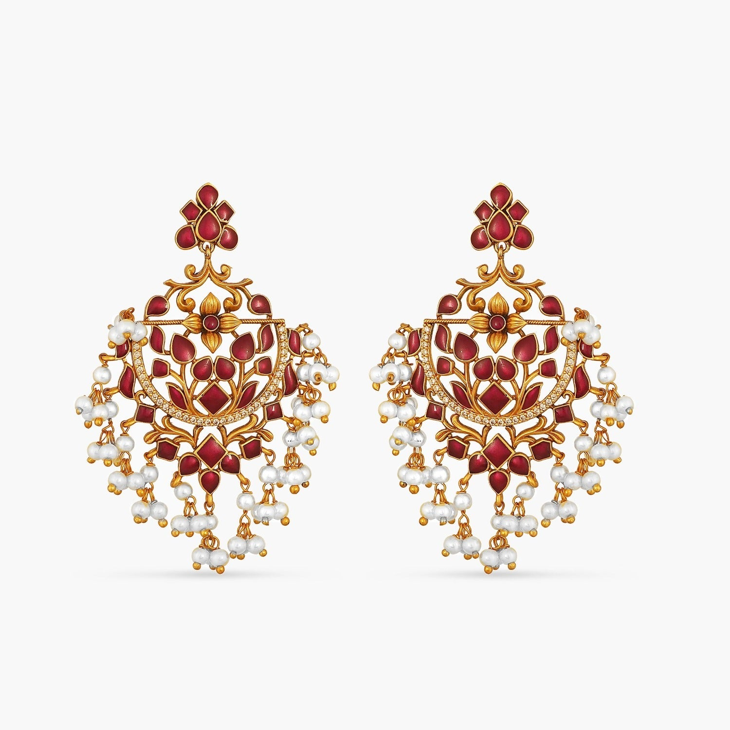 Aashi Antique Earrings