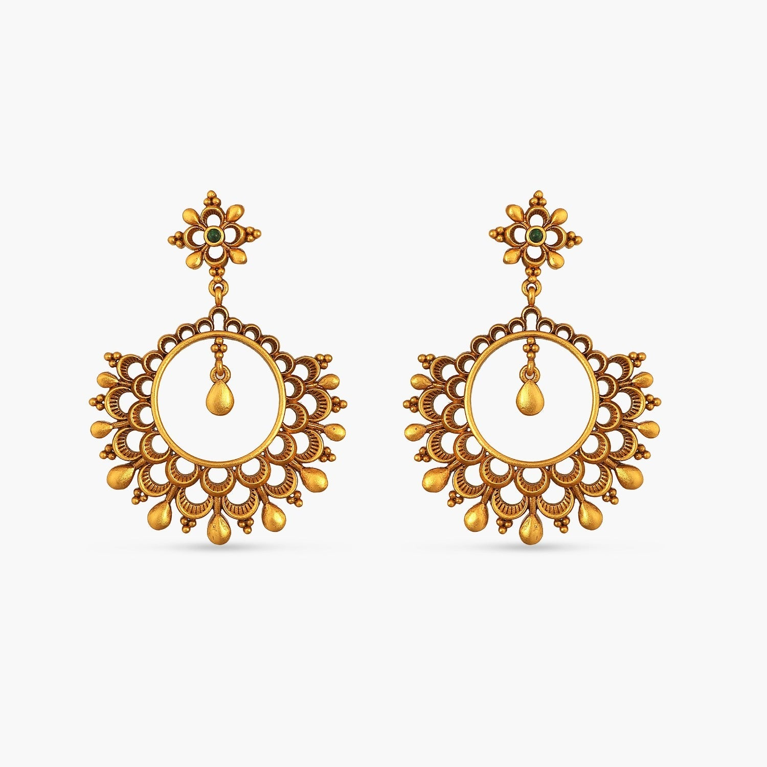 Koshin Floral Delicate Earrings