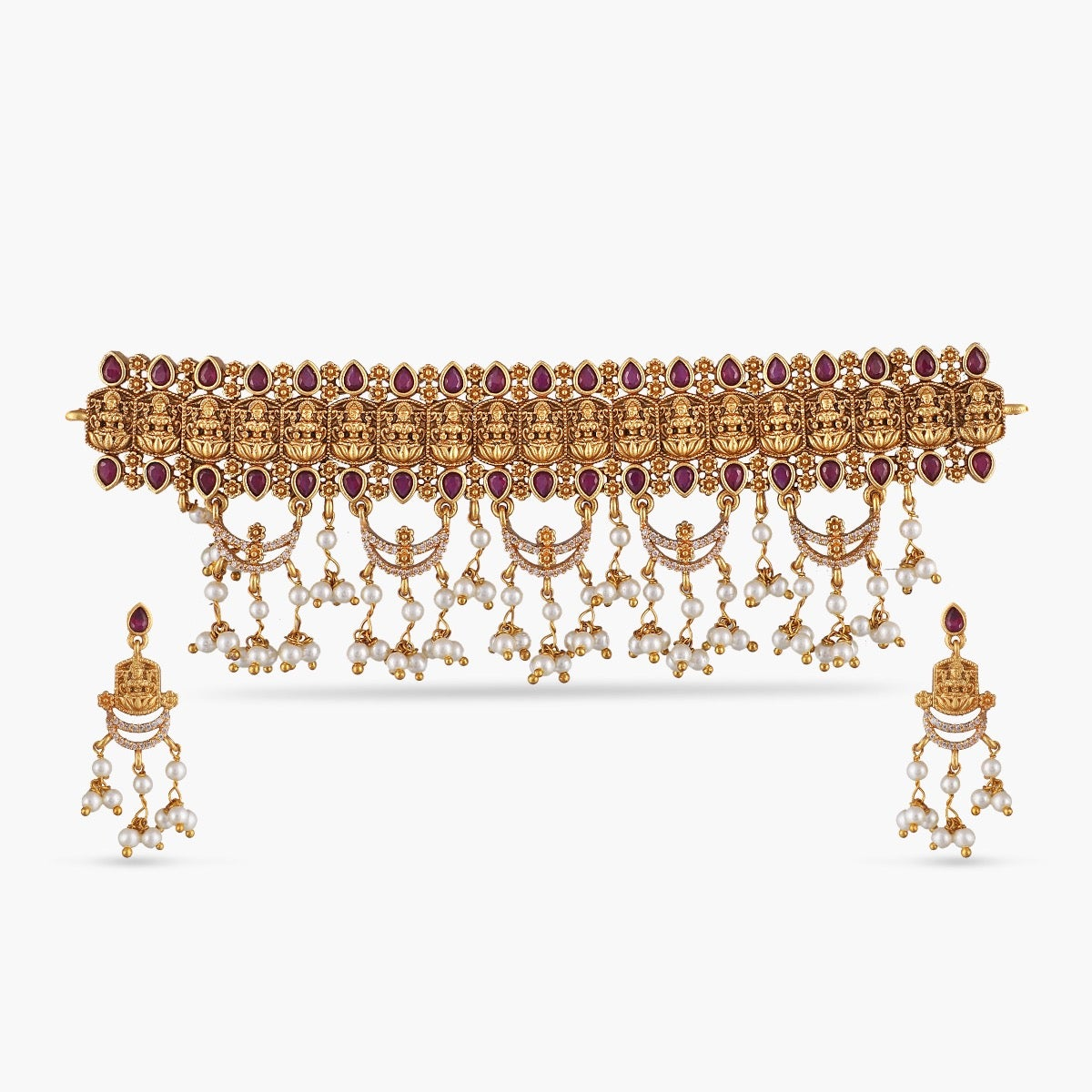 Dalia Antique Choker Set