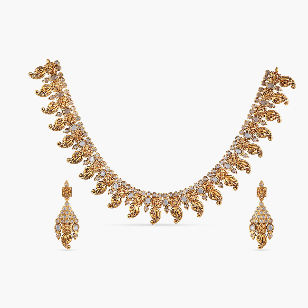 Warhi Antique Necklace Set