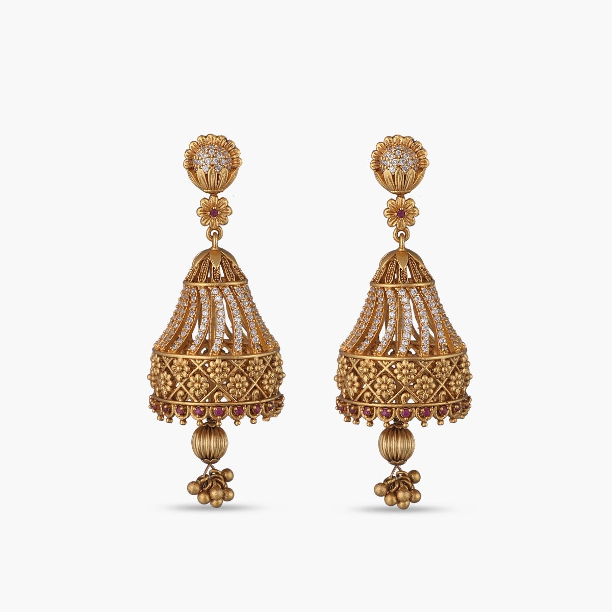 Raisa Antique Earrings