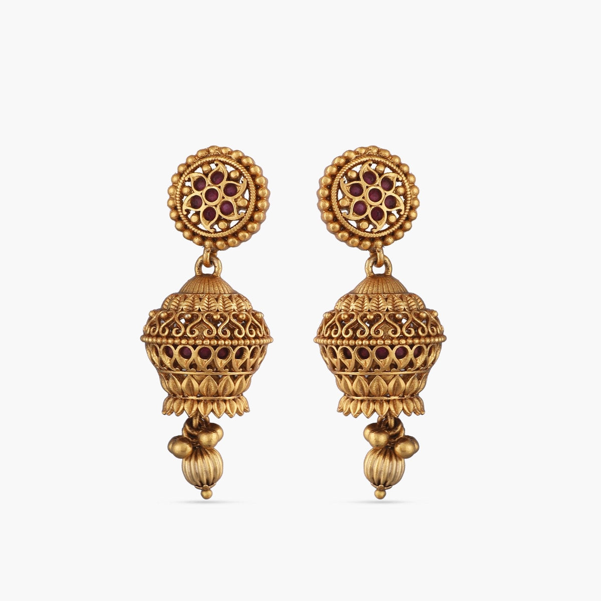 Nysa Antique Earrings