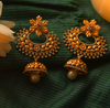 Maura Nakshatra CZ Earrings