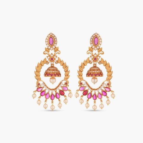 Aagam Earrings