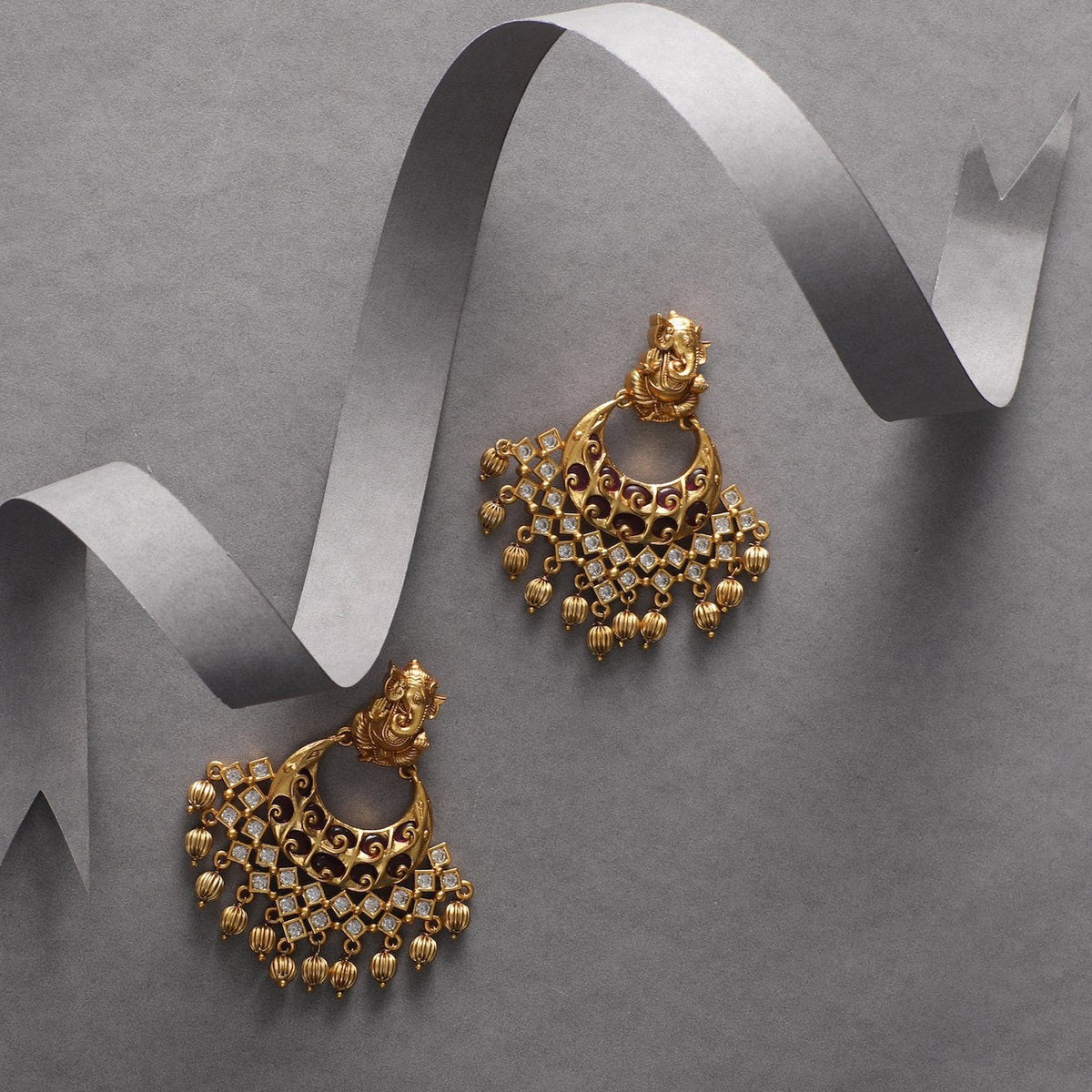 Laila Antique Earrings