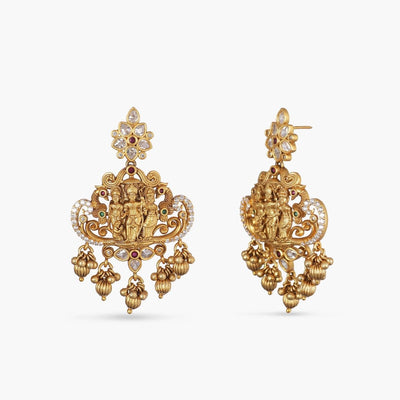 Ramaiya Antique Pendant Set