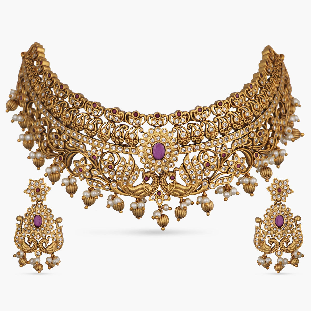 Kashika Antique Choker Set
