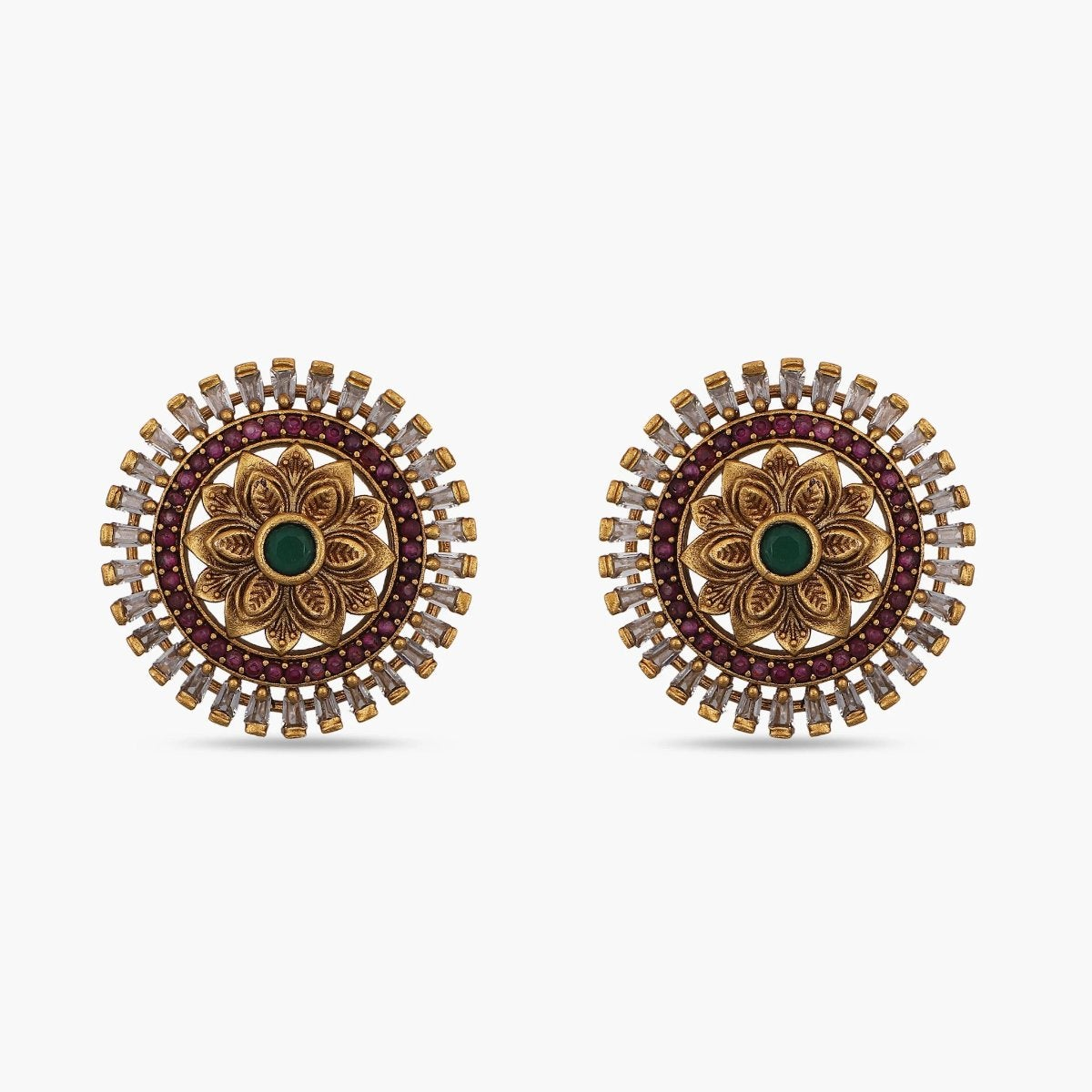 Mesha Antique Earrings