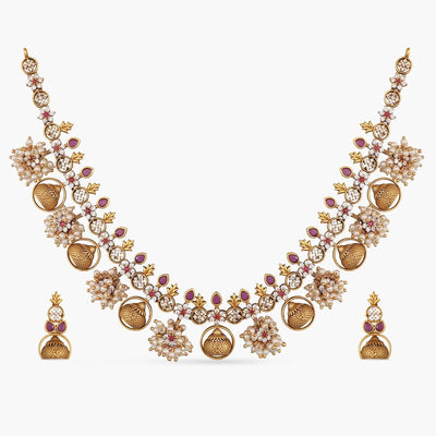 Gandhra Antique Necklace Set
