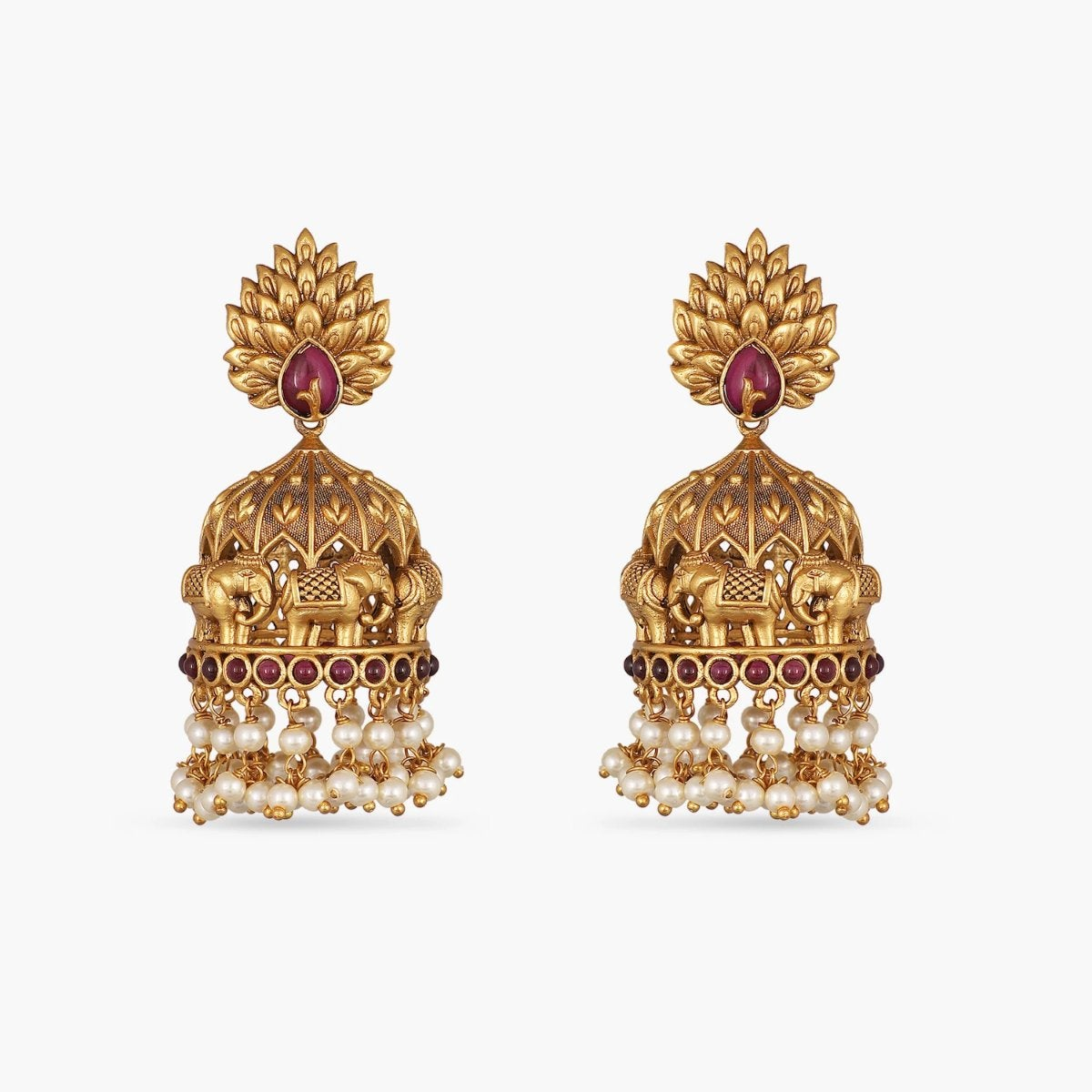 Vainavi Antique Earrings