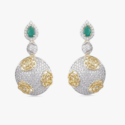 Samiya Nakshatra CZ Earrings