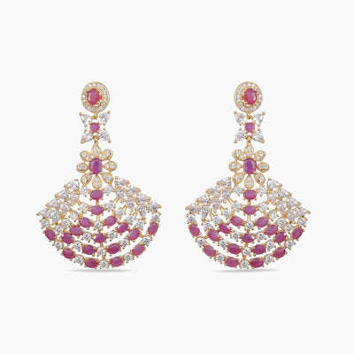 Sanika Nakshatra CZ Earrings