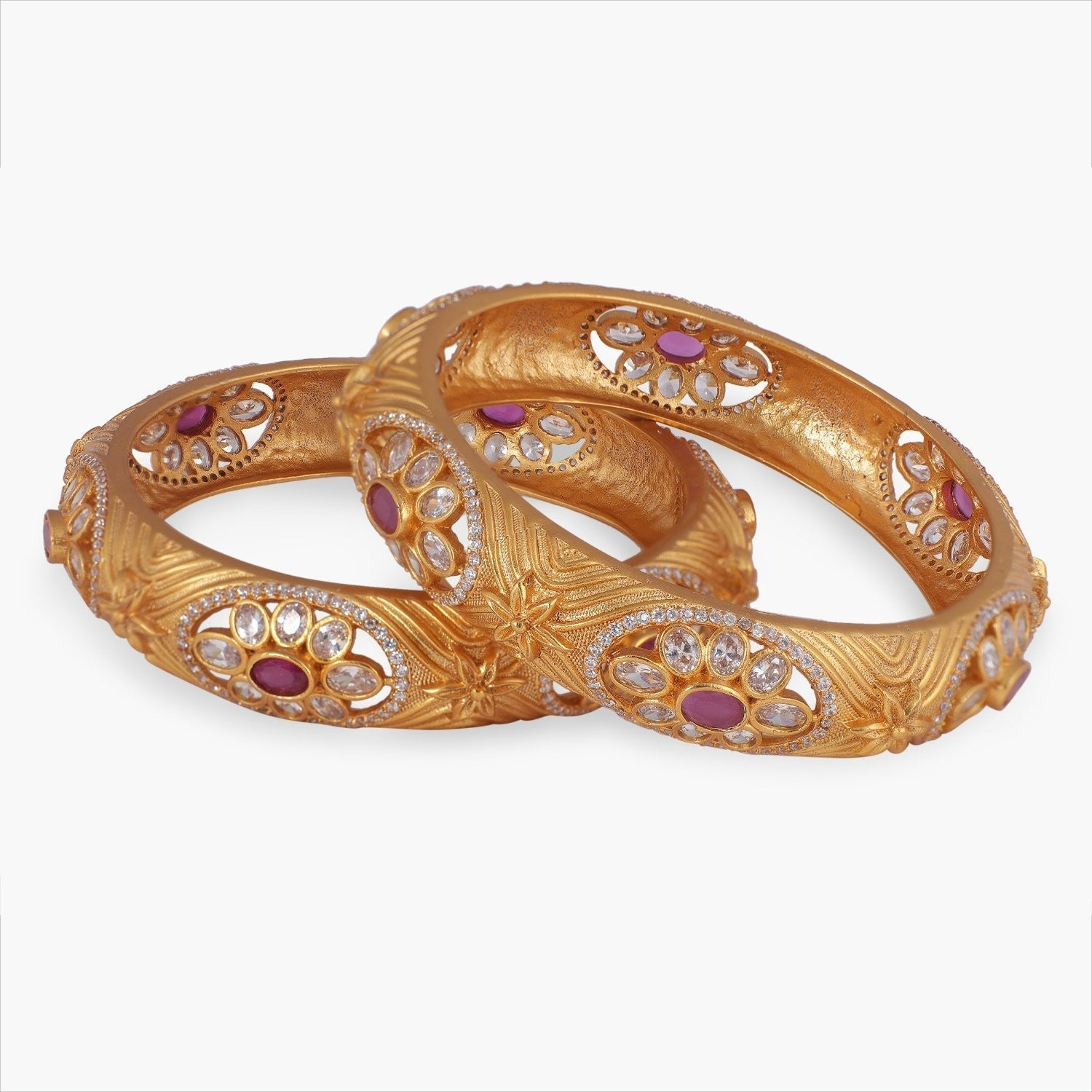 Mehar Antique Bangles