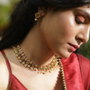 Tanmay Antique Necklace Set