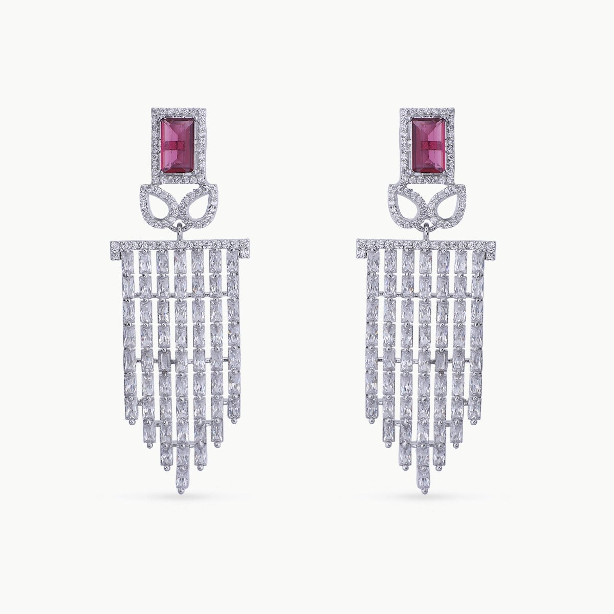 Neve Nakshatra CZ Earrings