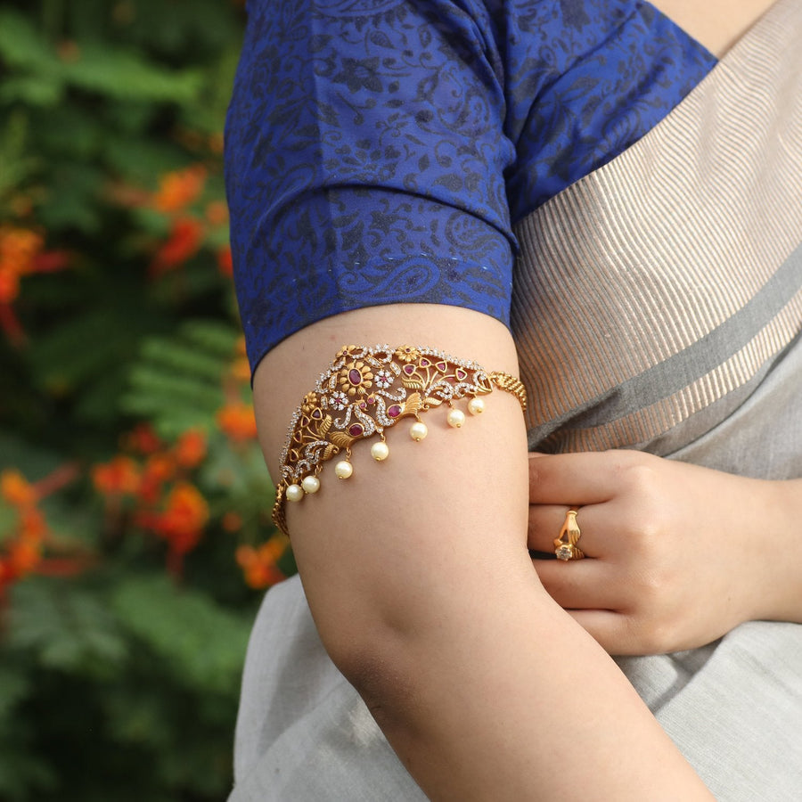 Wajeeh Antique Armlets